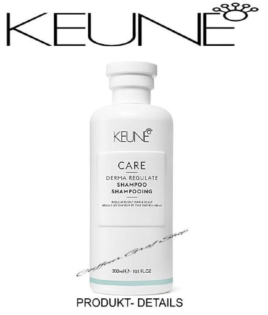 Keune Care Derma Regulating Shampoo 300ml NEU