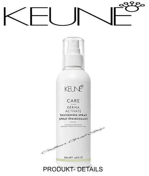 Keune Care Derama Activate THICKENING SPRAY 200ml