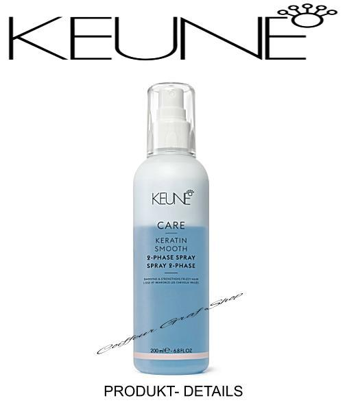 Keune Care Keratin Smooth 2 Phasen Spray 200ml
