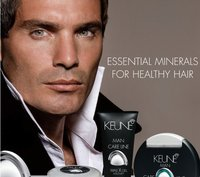 KEUNE for Men Styling